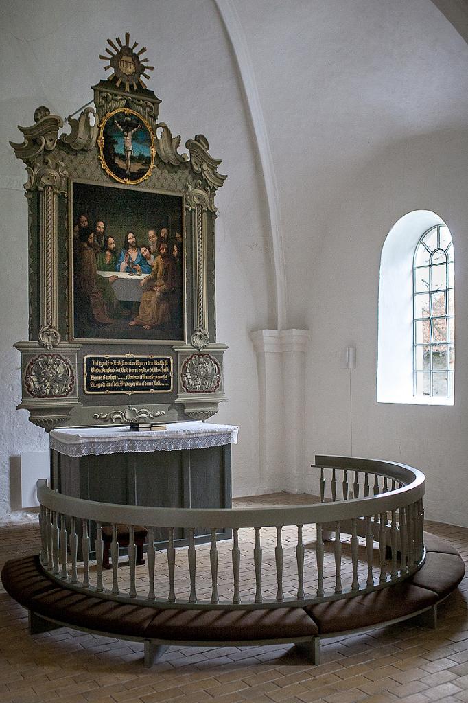 Østrup Kirke Vejkirke 3 Grønne Kirker