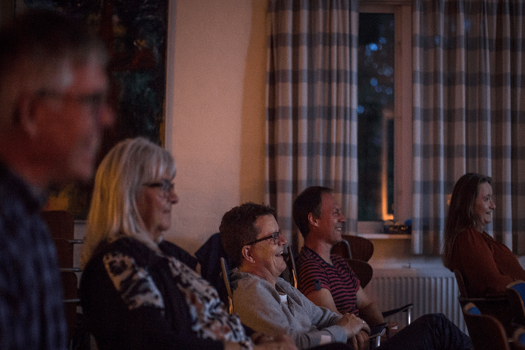 Østrup Præstegård Biograf