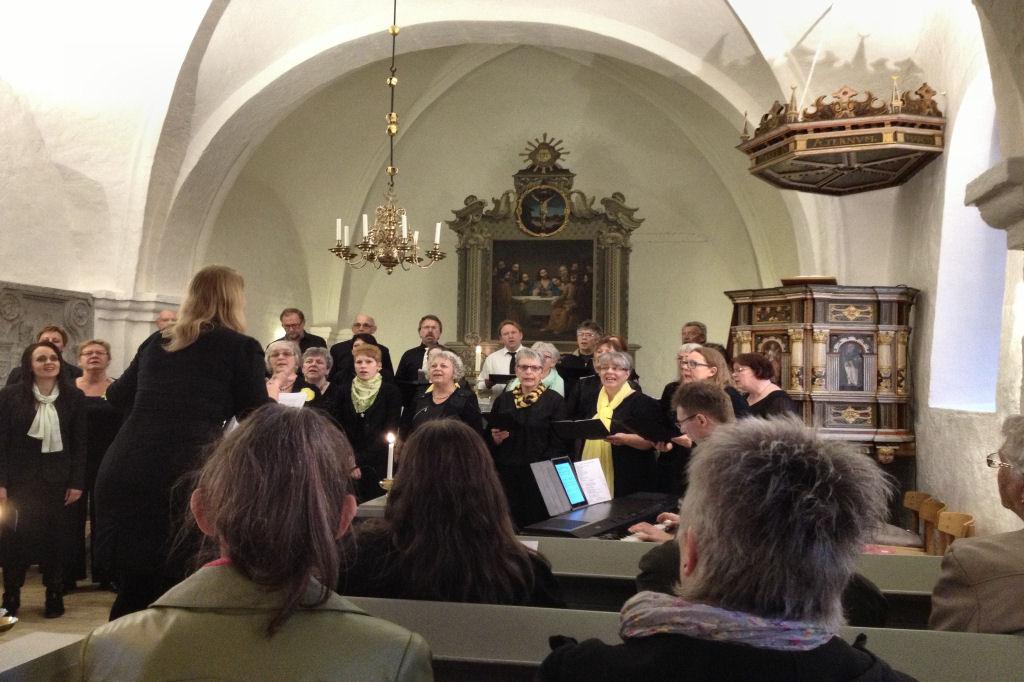 Happy Voices - Gospelkor https://www.oestrup-skeby-gerskov-kirker.dk/
