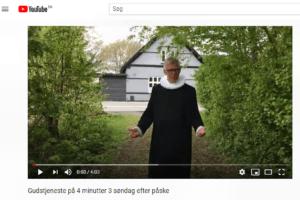 Gudstjeneste på 4 minutter 3. søndag efter påske