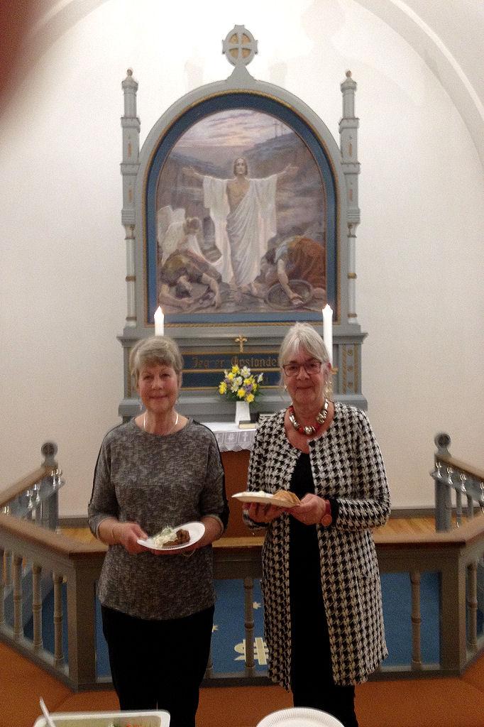 Påske og Nadver Billeder fra skærtorsdag Gerskov Kirke 2017