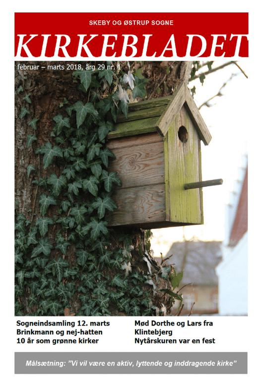 Kirkeblade AArg. 29 nr. 1 feb. - marts 2018