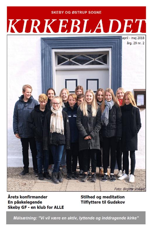 Kirkeblade AArg. 29 nr. 2 apr. - maj 2018