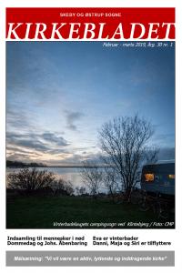 Kirkeblade AArg. 30 nr. 1 feb. - marts 2019