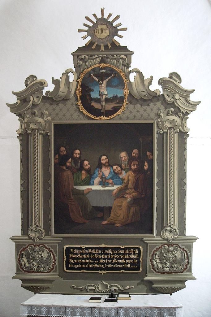 Alter Østrup Kirke Nadver