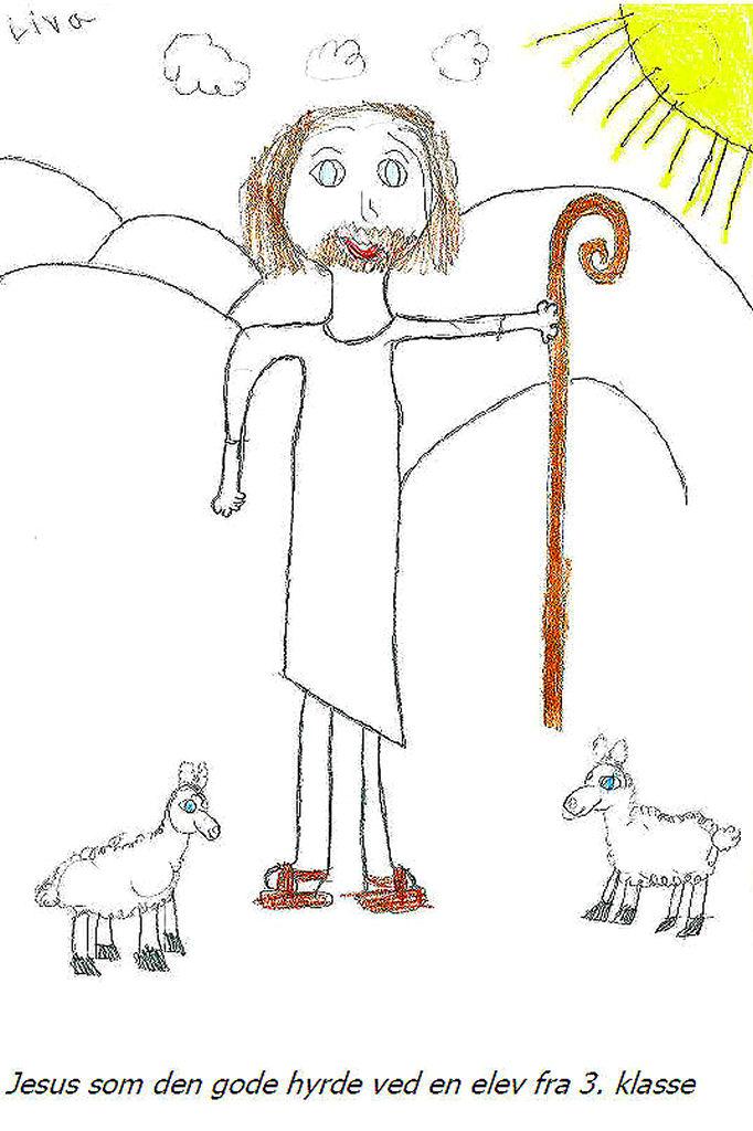 Børn om Jesus