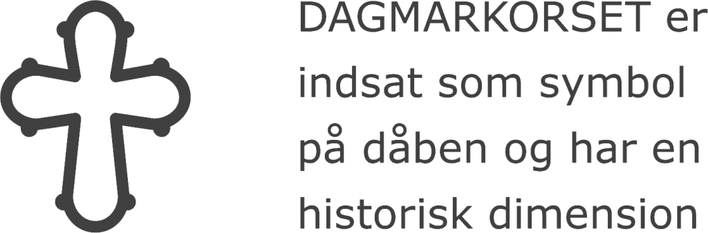 Oestrup Skeby Gerskov Kirker Folkekirken Dagmarkors Dåb tekst https://www.oestrup-skeby-gerskov-kirker.dk