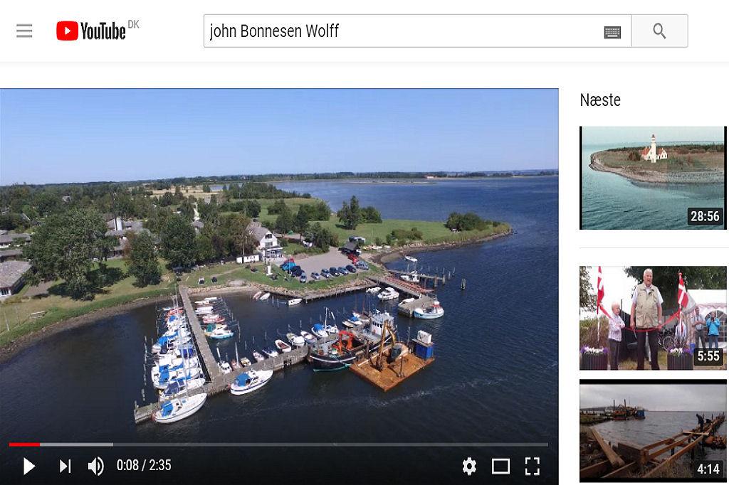 Dronefotos ved John B. Wolff