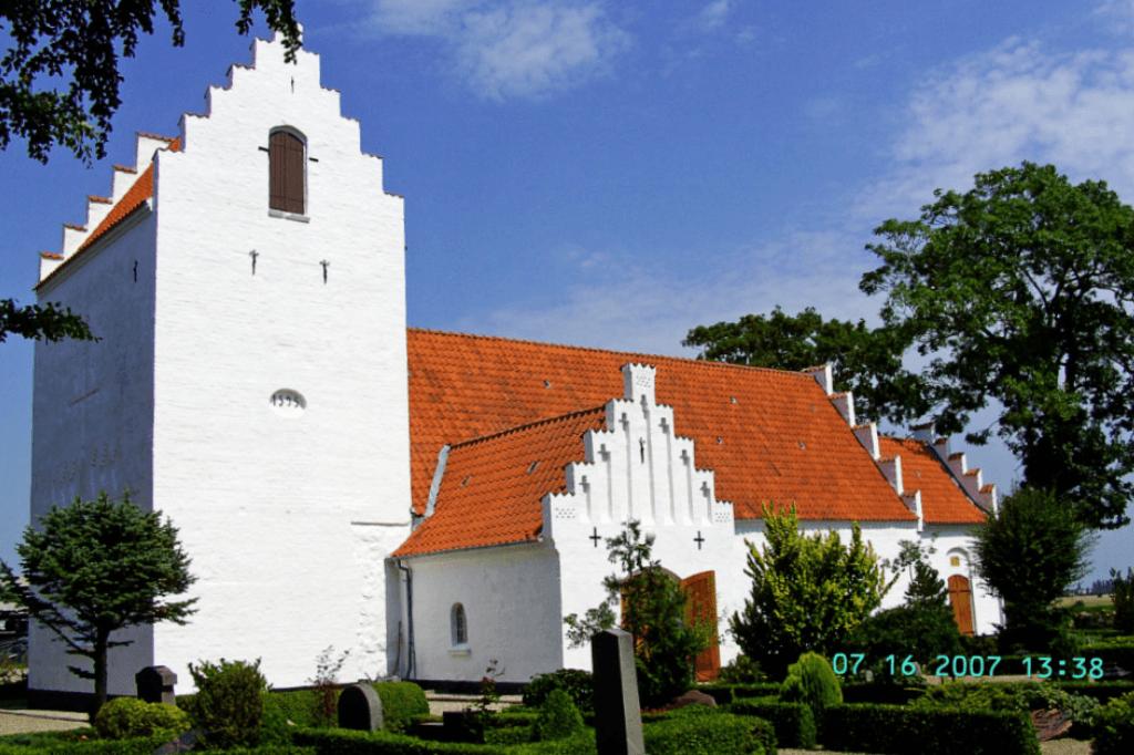 Skeby Kirke 3 Grønne Kirker