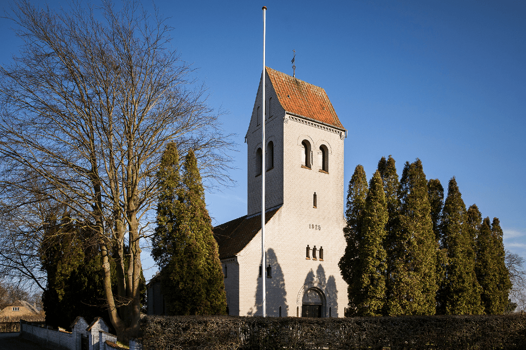Gerskov Kirke 3 Grønne Kirker