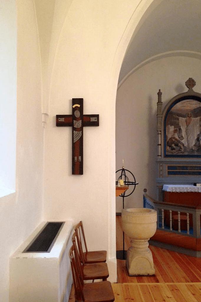 Gerskov Kirke Kristen Østerby 3 Grønne Kirker