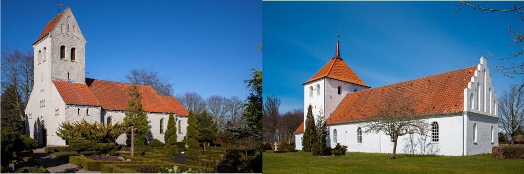 Gerskov og Østrup Kirke