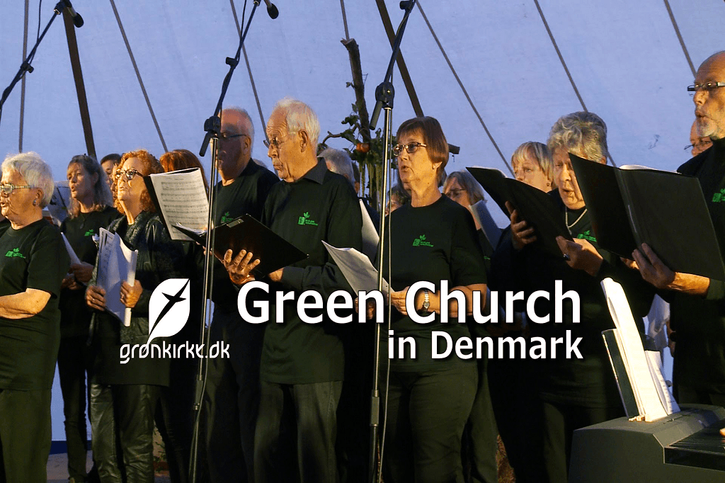 Green Church in Denmark https://www.grønkirke.dk