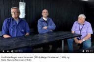 Livsfortællinger og Livsværk Videoer på Youtube Hans S Helge C Niels S https://www.youtube.com/watch?v=AHlOG-9ZQAI