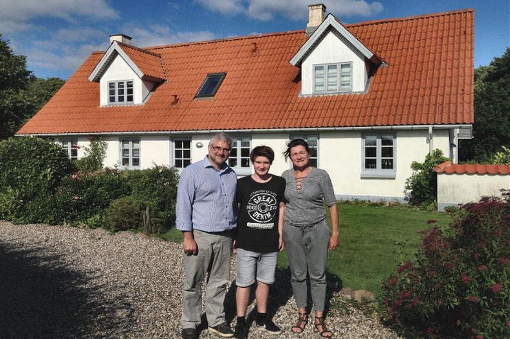Tilflyttere Jesper, Marius og Yvonne https://www.oestrup-skeby-gerskov-kirker.dk/