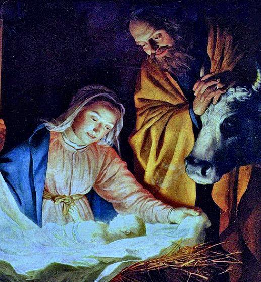 Julen - Jesu fødsel https://www.oestrup-skeby-gerskov-kirker.dk/