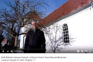 Livsfortællinger og Livsværk Video er på Youtube Keld B. Hansen Lazarus https://www.youtube.com/watch?v=6h9XMLtT99w