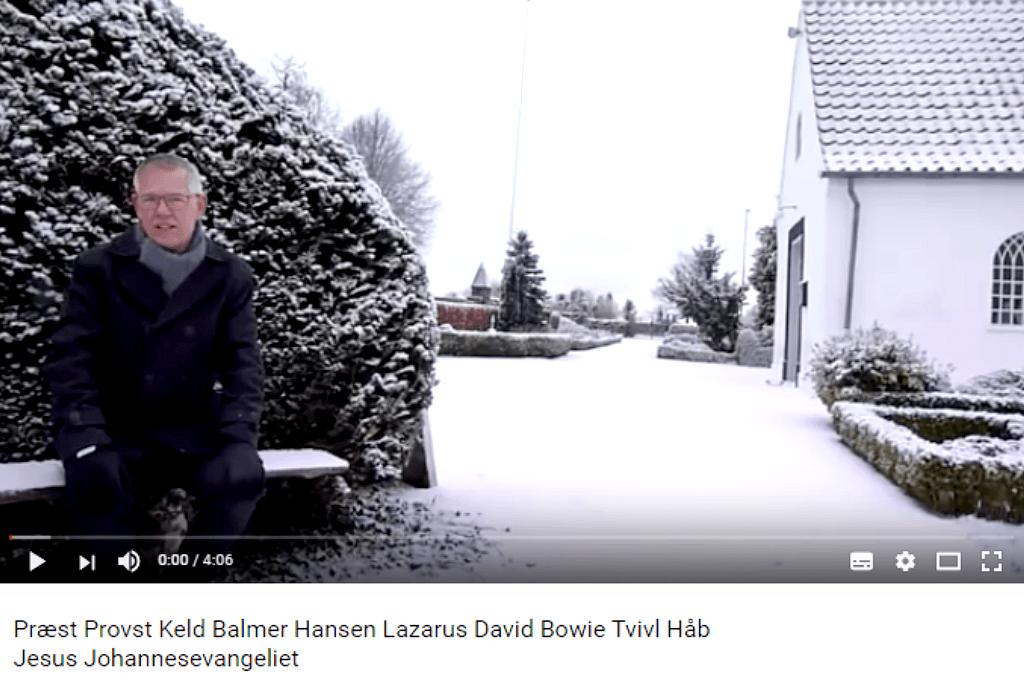 Livsfortællinger og Livsværk Videoer på Youtube Keld B. Hansen Tvivl Håb Jesus https://www.youtube.com/watch?v=aJ4qhbFaKfM