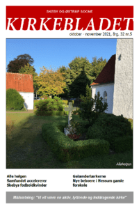 Kirkebladet Aarg. 32 nr. 5 okt. - nov. 2021