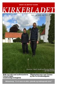 Kirkebladet aarg. 32 nr. 3 juni - juli 2021