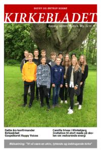 Kirkebladet aarg. 32 nr. 4 aug. - sep. 2021