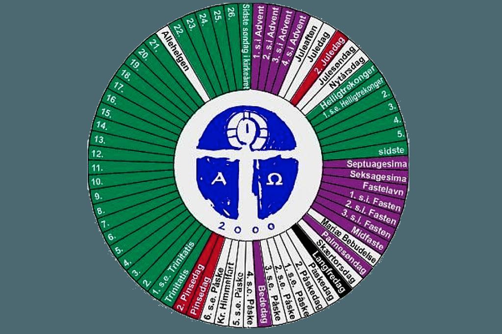Folke Kirkens Kalenderår