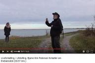 Livsfortælling / Lifetelling. Bjarne Kim Pedersen fortæller om Enebærodde (26:57 min.)
