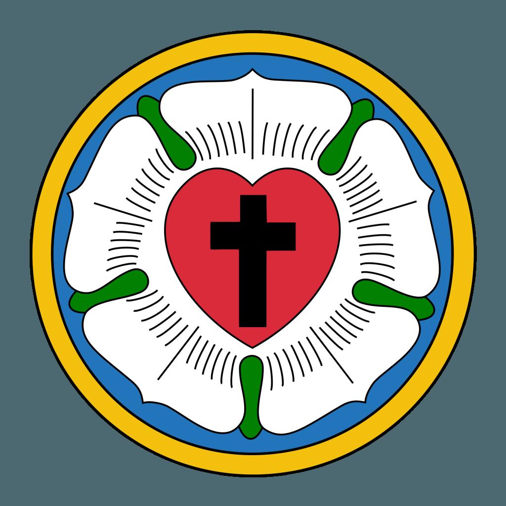Lidt om Luther og hans betydning i dag Lutherrose-1