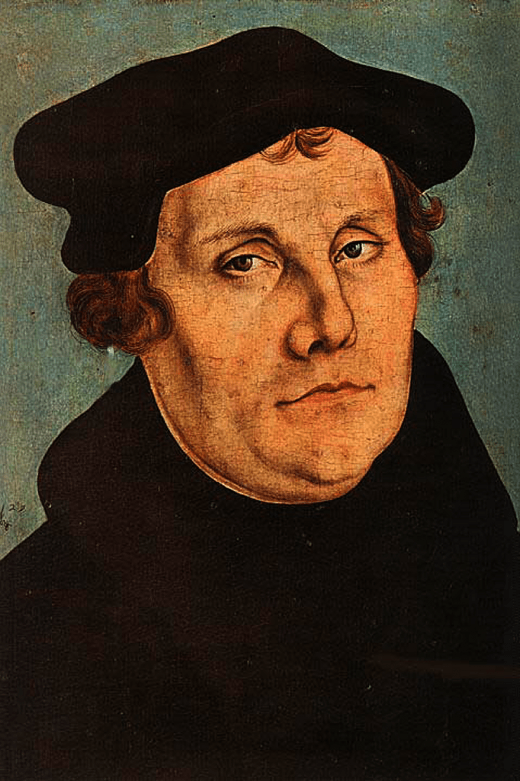 Martin Luther Reformationen - Nadver central