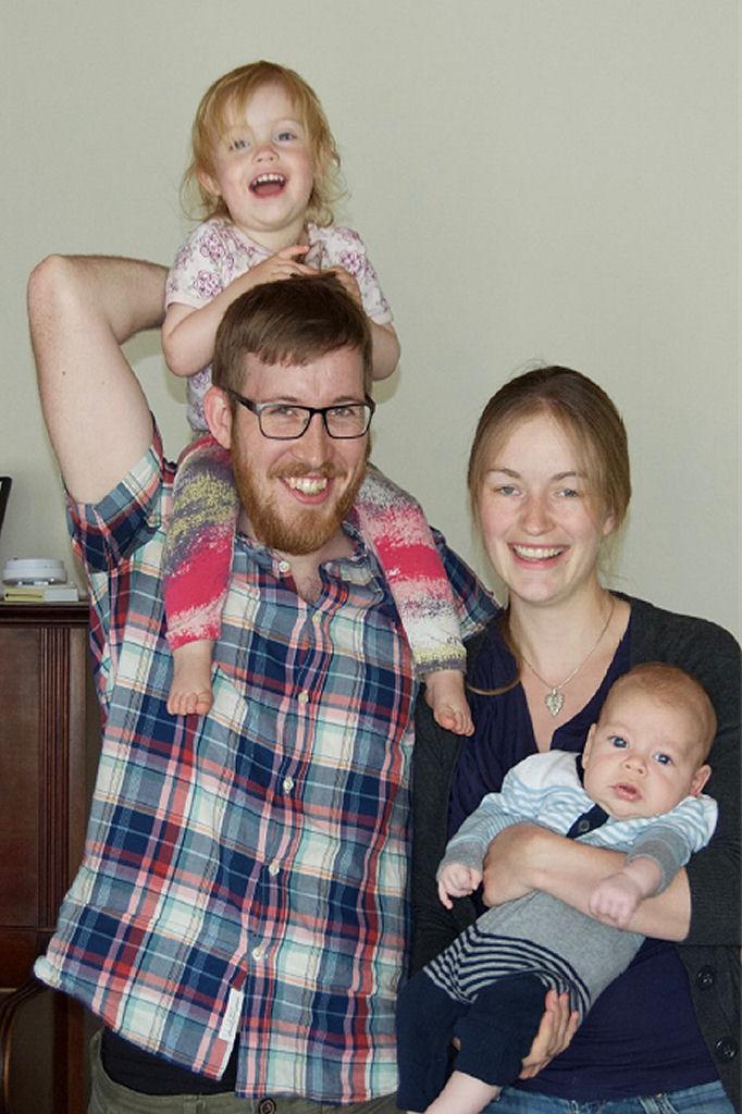 Familielivet - Familier fortæller Michael, Lis, Ingrid, Alfred https://www.oestrup-skeby-gerskov-kirker.dk