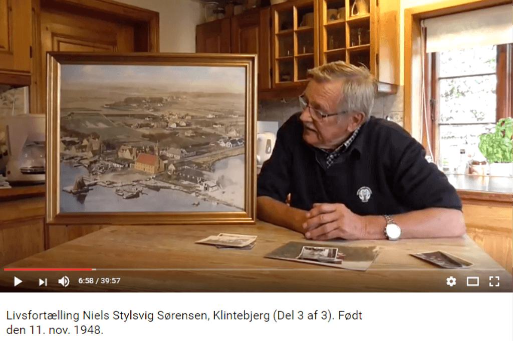 Livsfortælleringer og Livsværk Videoer på Youtube Niels Stylsvig Sørensen Del 3 https://www.youtube.com/watch?v=StF6o47IhRs