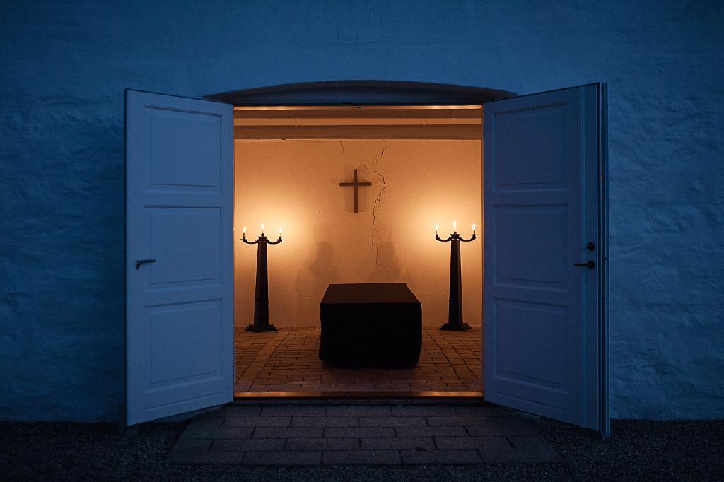 Skeby Kirke Død og Begravelse www.oestrup-skeby-gerskov-kirker.dk