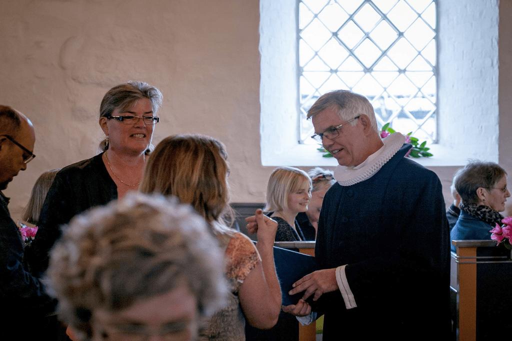 Skeby Kirke Vejgudstjeneste 3 Grønne Kirker