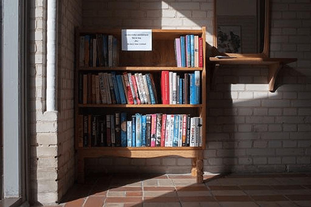 Små biblioteker