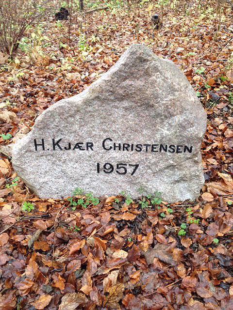Østrup Præstegård Sten 17