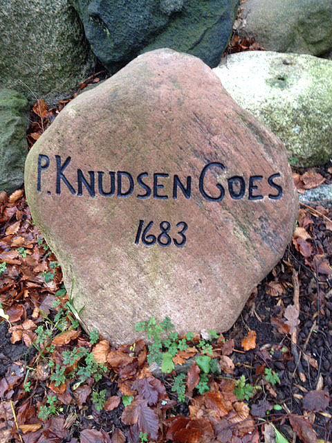 Østrup Præstegård Sten 5