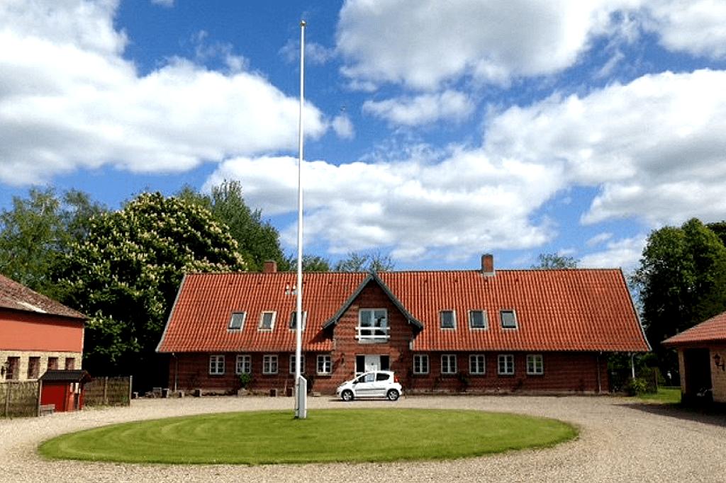 Tilflyttere Maria og Thomas Ølundgården